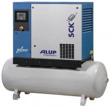 Винтовой компрессор Alup SCK 5-10 200L plus
