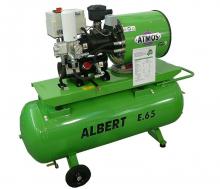 Винтовой компрессор Atmos Albert E 65-R 12 с ресивером
