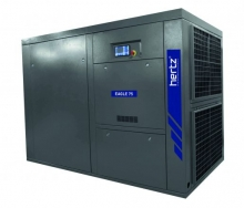 Винтовой компрессор Hertz Eagle-HW 132 10