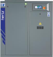 Винтовой компрессор Hertz HSC 37D 7,5